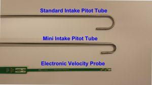Port Velocity probes